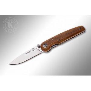 Нож Байкер-2 (полированный дерево-орех) 81131