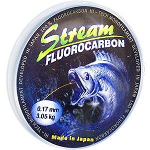 Леска STREAM fluorocarbon 25 м