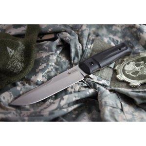 Нож Alpha Полированный AUS8