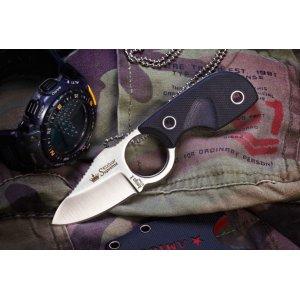 Нож Amigo-X Полированный D2