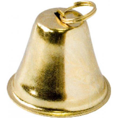 Колокольчик Akara золотой малый 8103800S