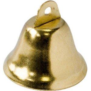Колокольчик 8103845 золотой средний