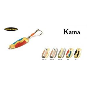 Блесна колебалка незацепляйка Akara - 6045 Kama