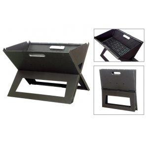 Мангал-ноутбук МН-505 34х45х32 см