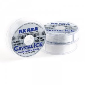 Леска Akara Crystal ICE Clear 30 м