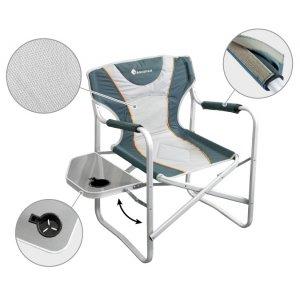 Кресло TAGRIDER FC-7260003 со спинкой с боковым столиком