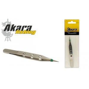 Пинцет Akara Ultra Slime 7231 10,5 см