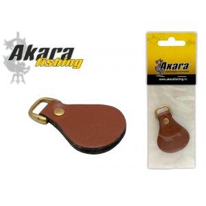 Брелок Akara 7431 кожа
