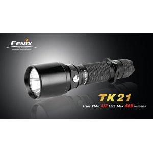 Фонарь Fenix Flashlights TK21 U2 (468лм)