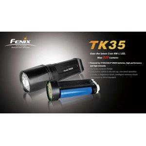 Фонарь Fenix Flashlights TK35 XM-L (820лм)