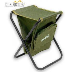 Стульчик YD0602 без спинки с сумкой H-2027