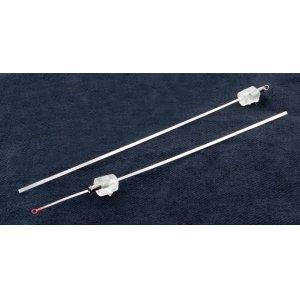 Кивок Akara Ice Fishing Nod часовая пружина двойной конус 0,6-5,5 г 160 мм кольцо малое