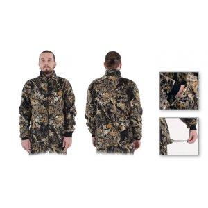 Куртка М-0302 Темный Лес флис