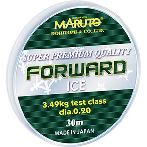 Леска MARUTO Forward Ice Clear 30 м