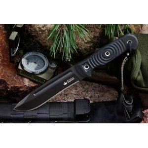 Нож Maximus Черный D2