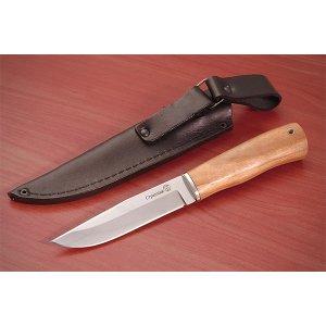 Нож Странник (полированный дерево)