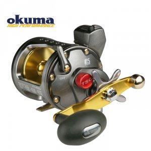 Катушка мультипликаторная Okuma Clarion Line Counter CLR-304D