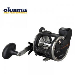 Катушка мультипликаторная Okuma Classic Linecounter XPD