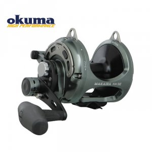 Катушка мультипликаторная Okuma Makaira SE Gunsmoke MK-10II SEa