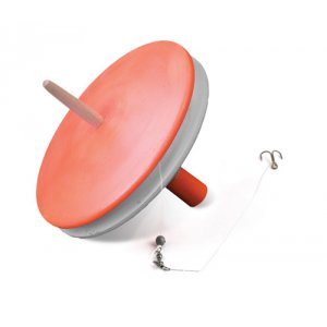 Кружок Akara оснащенный с деревянным штырьком диаметр 140 мм