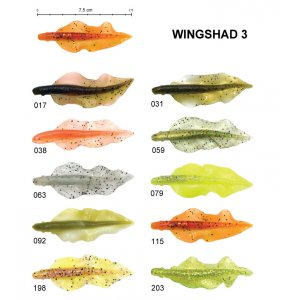 Рипер Relax Riper Wingshad 3