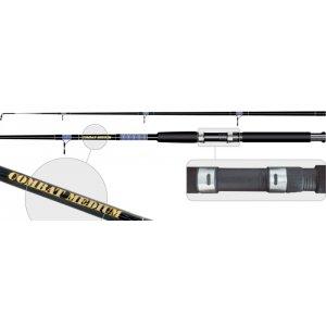 Спиннинг штекерный стекло 2 колена Surf Master 1372 Combat Medium