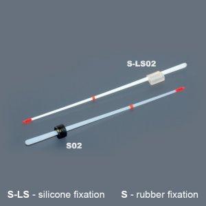 Кивок лавсановый на силиконе NOD S-LS02