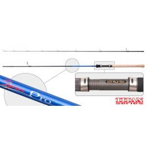 Спиннинг штекерный угольный 2 колена Surf Master 3078 Titan Series Spin Pro IM8