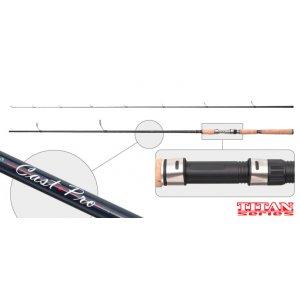 Спиннинг штекерный угольный 2 колена Surf Master 3080 Titan Series Cast Pro IM8
