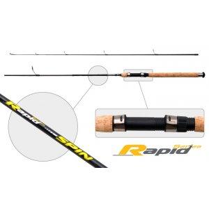Спиннинг штекерный угольный 2 колена Surf Master 3147 Rapid Series Spin IM6