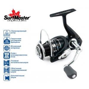 Катушка безынерционная Surf Master Sea Bass FSB