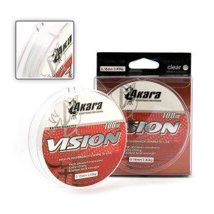 Леска Akara Vision прозрачная 100 м