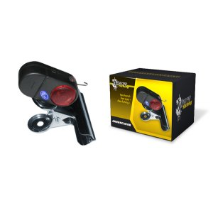 Сигнализатор поклёвки электронный 012 Akara на металлической прищепке