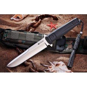 Нож Trident Полированный D2