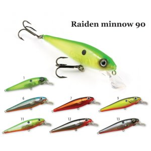 Воблер RAIDEN R Minnow 90