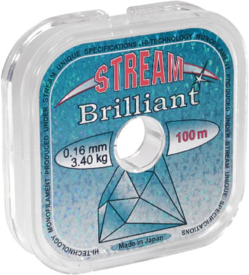 Леска STREAM Brilliant 100 м