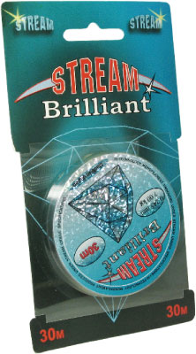Леска STREAM Brilliant 30 м