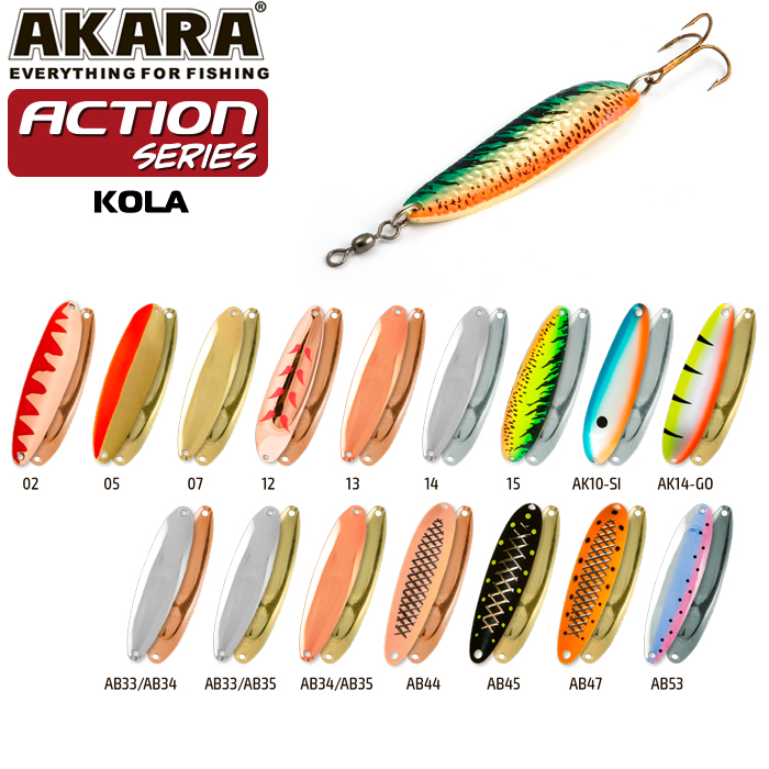 ������ ��������� Akara Action Series Kola
