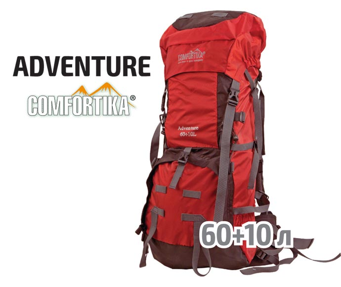 ������ Comfortika Adventure ����������� AK9206� 60 +10 ������ �������