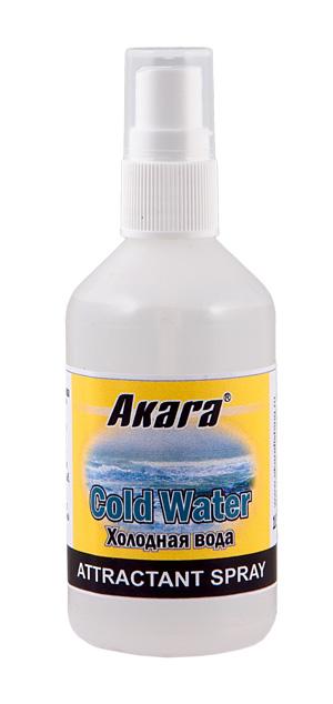 Аттрактант Akara 100 мл Холодная вода (спрей)