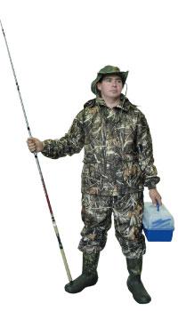 Костюм камуфляжный дубок К-5 (куртка, брюки) Comfortika