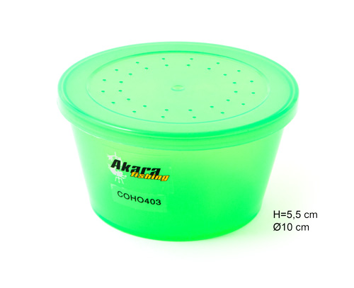 Коробка Akara COHO403 для червя
