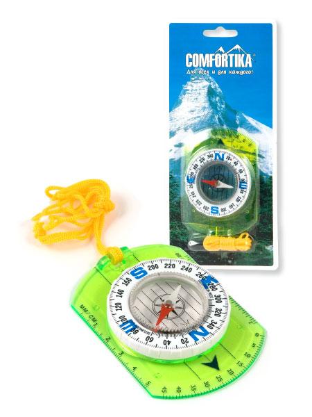 Компас Comfortika DC 362 363 пластиковый цветной