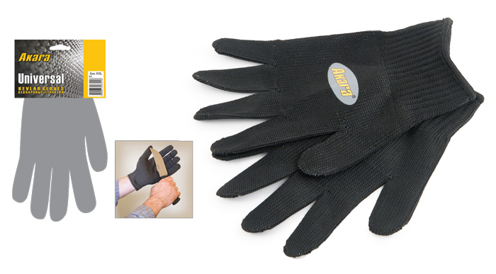 Перчатки кевларовые Akara Universal DL-95
