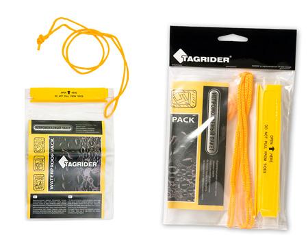 Пакет TR непромокаемый для документов и электроники Tagrider