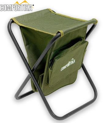 Стульчик YD0602 без спинки с сумкой H-2027 Comfortika