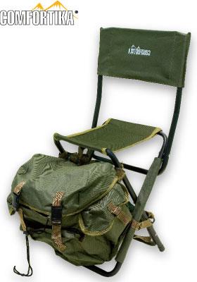 Рюкзак YD0605 со стулом с спинкой H-2029 Comfortika