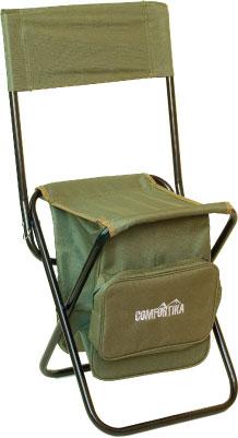 Стульчик YD0603 со спинкой и сумкой Comfortika