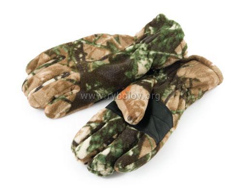 Перчатки TR 1062 флис КМФ Tagrider