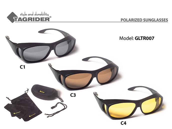 Очки поляризационные Tagrider в чехле GLTR 007